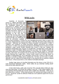 WikiLeaks (Engish Topic)