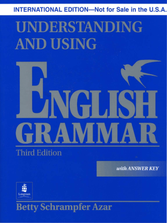 betty azar understanding and using english grammar