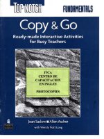 Copy and Go Fundamentals 1 - цветное