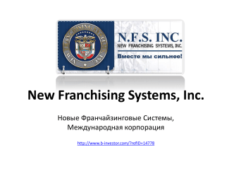 New Franchising Systems, Inc