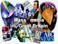 Mass media in Great Britain