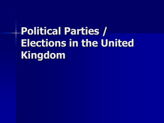Political Parties in the United Kingdom (shorter)