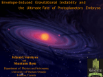Презентация PowerPoint - Physics and Astronomy