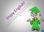 Enjoy English!