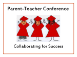 The Parent-Teacher Conference