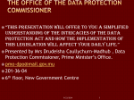 office of the Data protection