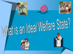 What is an Ideal Welfare State?