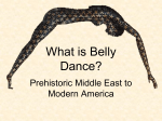 What is Belly Dance Power Point