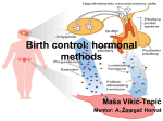 Birth control: hormonal methods
