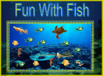 Fun With Fish - Primary Grades Class Page