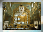 Chapter 13 Southeast Asia