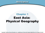 World Explorer Asia and the Pacific