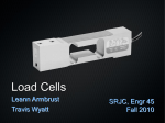 Load Cells - Santa Rosa Junior College