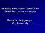 Hadjigeorgiou - University of Surrey