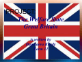 The Welfare State Great Britain