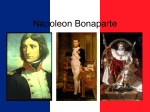 Notes: Napoleon Bonaparte