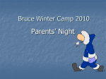 Bruce Winter Camp 2007