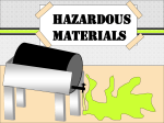 Hazardous Materials Power Point