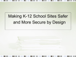 Safer Schools by Design - Arizona School Facilities Board