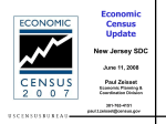 2007 Economic Census