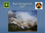Risk Management 2007