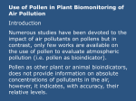 Pollents-as-bioindicator-Air-Pollution