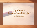 Diploma Issue - NH Leadership