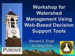 Online Watershed Delineation Capability