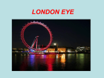 LONDON EYE - Wikispaces
