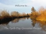 Download the presentation. - Earth Day Groceries Project