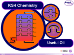 KS4 Useful Oil - Montgomery High School