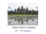 Classic Khmer Period - Studies of Asia wiki