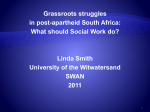 Linda Smith S Africa SWAN conf2011