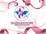 Breast Cancer Research in the Developing World