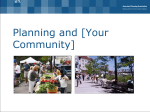 for general audience (ppt) - American Planning Association