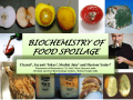 BIOCHEMISTRY OF FOOD SPOILAGE