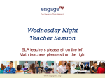 NTI August 2012 – Evening Session Teacher – Day