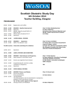 Obstetric Study Day - Booking Form - Click here