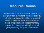 Resource Room - National Association of Special Education Teachers