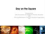 3/23/2012 Day on the Square - The Ohio Confederation of Teacher