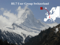 HL7 User Group Switzerland