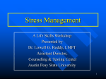 Stress Management - Austin Peay State University