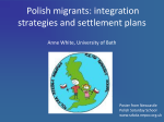 The limits of transnationalism: failed returns to Poland as motivations