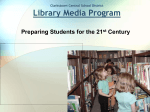 Collaborative opportunities for Library Media Specialists at the