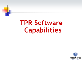 TPR Group A Family of Printer Technology Providers