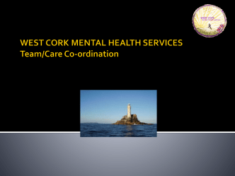 West Cork Mental Health Services