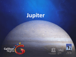 Jupiter - Astronomy Outreach at UT Austin