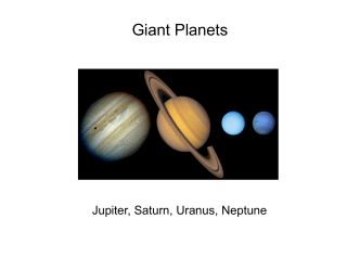 15.Giant Planets