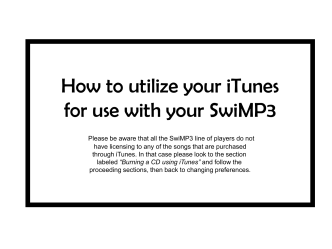 Converting Music In iTunes