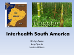 Interhealth South America